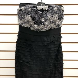 Phoebe Couture strapless Dress 4